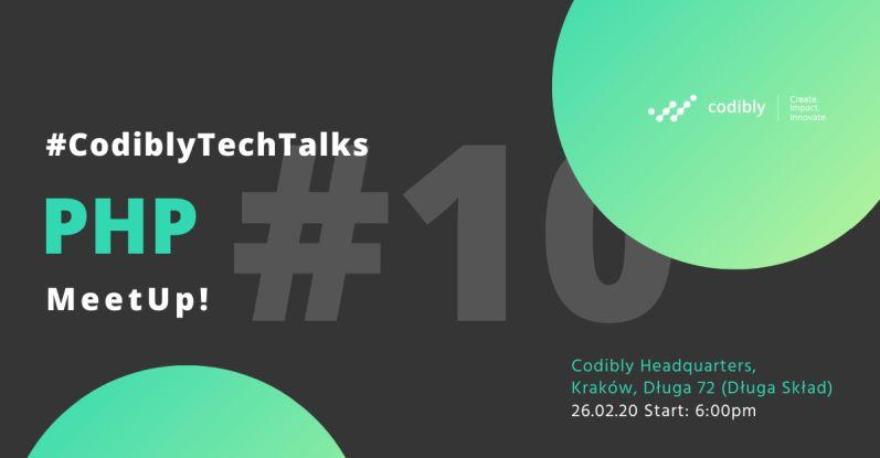 CodiblyTechTalks_PHP