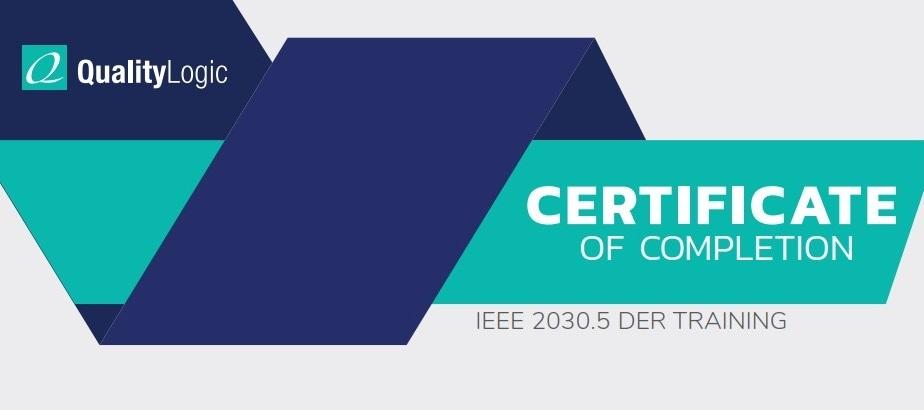 certificate_IEEE 2030.5_codibly